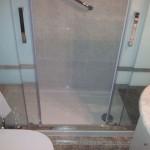 Cambio de bañera por plato de ducha en Amorebieta